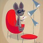 Chihuahua At Home by elgatogomez