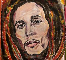 Reggae Legend by Christel  Roelandt