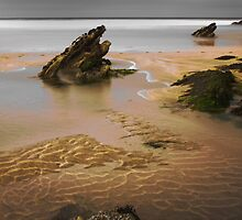 Fistral Rocks, Newquay, Cornwall, UK ~ Atlantic Coast by Debra  Jayne
