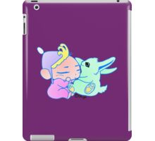 Magical Pet ( For Baby Girl) iPad Case/Skin