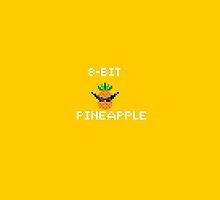 8-Bit Pineapple by TannerAnimation