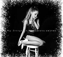 Ariana Grande  by sharonguyen