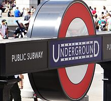 London Underground  by PlaneMad1997