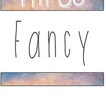 I'm So Fancy by PatiDesigns