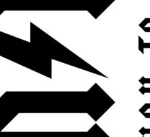 Unix - Highway to Shell Sticker