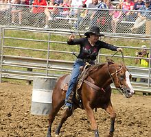 Barrel Racer 18 by TB-Photography-