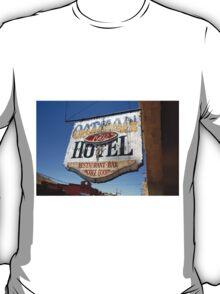 Route 66 - Oatman Hotel T-Shirt