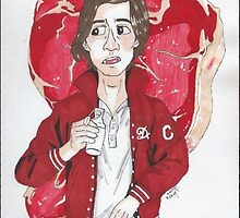 Steak Kavinsky by ravenoliva