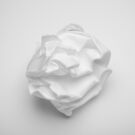 CRUMPLED-PAPER-1127 by Paul Foley