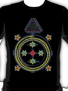 Solomon Circle Goetia T-Shirt