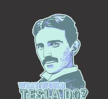 What would Tesla Do? by TICS