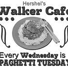 Hershel's Walker Cafe by zombiemama