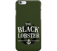 The Black Lobster Inn - Fighting Fantasy iPhone Case/Skin