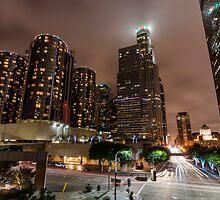 Night In The City by Radek Hofman