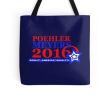 Poehler/Meyers 2016 Tote Bag