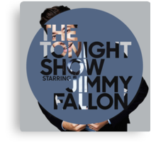 The Tonight Show Canvas Print