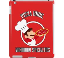 Pizza Bros. iPad Case/Skin