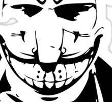 Psycho Clown Sticker