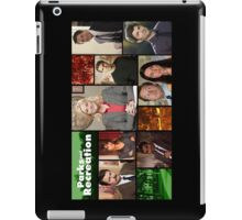 Parks and Recreation Cover Art iPad Case/Skin