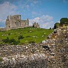 Rock of Cashel - County Tipperary - Ireland by TonyCrehan