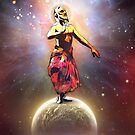 Dance Above The Surface Of The World by archys Design