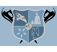 Joss Whedon Coat of Arms  Photographic Print
