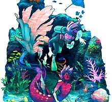 Reef Guide by kickingshoes