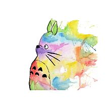 Totoro colour by LTEP