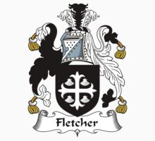 Fletcher Coat of Arms / Fletcher Family Crest by ScotlandForever