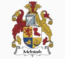 McIntosh Coat of Arms / McIntosh Family Crest by ScotlandForever