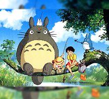 My Neighbor Totoro by msdiamandis