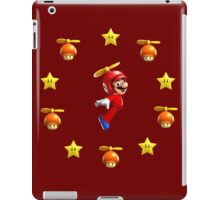 Mario in the sky iPad Case/Skin