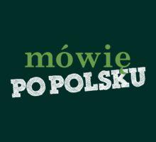 Language - Polish t shirt by gerardxxirwin