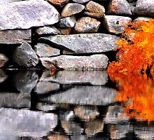 Rock Reflection by christazuber