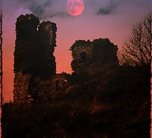 Crumbling down by Agnes McGuinness