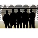 The Usual Suspects pt1 by Pixie Jones
