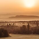 Saturday sunrise by Hudolin