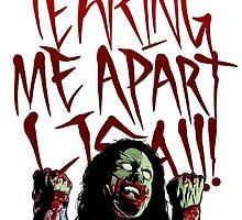 zommby wiseau by Sean Corbin