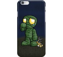 Don't Get Wrapped Up in Sadness iPhone Case/Skin