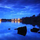 lakeside killarney co kerry by Terry O Keeffe
