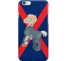 Marvel Pony Cable iPhone Case/Skin