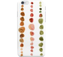 Fossils in Stones Pattern iPhone Case/Skin