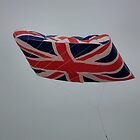 Union Jack Kite by LydiaBlonde