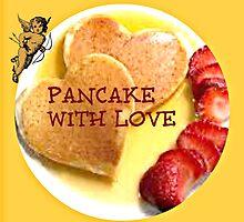 pancake valentines by DMEIERS