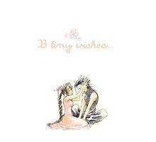 23 Wishes - Zack Fair & Aerith Gainsborough by katnipped13