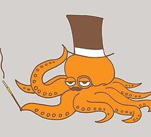Mr. Octopus by CrabbyAnchor