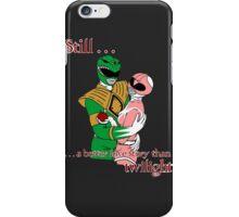 Twilight Rangers Green Ver. iPhone Case/Skin