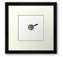Eggs and Bacon Framed Print