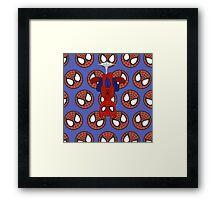 Marvel Pony Spider-man Framed Print