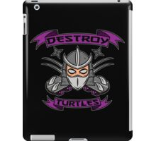 Destroy Turtles iPad Case/Skin